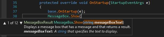 MessageBox.Show